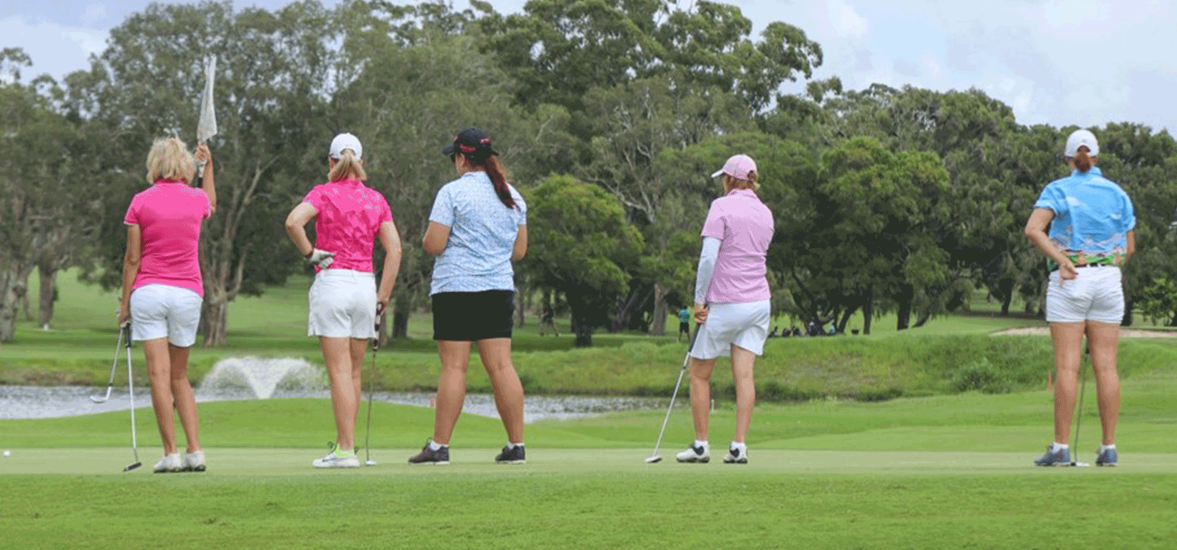 QUEENSLAND GOLF FACILITIES PLAN 2020-2030